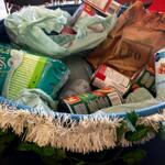 RT @AdamCarterCBC: A full bin of donations for sounds of the season. Thanks #hamont. #sl http://t.co/2AyY8GTyGN