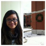 """I cried, I was so happy!"" @UPortland student from Guam @nengyboo on seeing snow for the first time. #pdxtst #pdx http://t.co/txn0iH1B4R"
