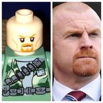 """@BenFoster: Hahahahahaha!! Found a Lego Sean Dyche in my boys Advent calendar! http://t.co/e8wQifMk7L"" @BurnleyOfficial @NoNayNeverNet"