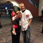 Best #Redsfest reunion: Ted Batboy Kremer and @FlavaFraz21 #Reds via @Enquirer http://t.co/CF2SvEnrQH