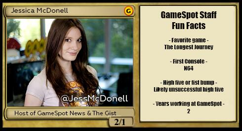 #FF Host of #GSNews, #HOHLive, and #TheGist. Go follow @JessMcDonell right meow! http://t.co/2T2TG2RET6