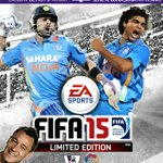 Wed like to announce that @StarSportsIndia will be the official sponsor of FIFA15.Heres a sneak peek of the cover. http://t.co/Ix6wD9ZGCn