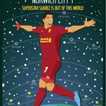 Suarez. Out of this world. Latest in @davewi11s postcard series sylishly chronicling every #LFC 2013/14 league game. http://t.co/EXjwcAA7hc