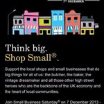 Christmas shopping today? Dont forget about all of Manchesters great independent retailers #smallbusinesssaturday http://t.co/divD5kssuL