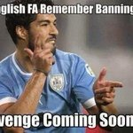 RT @JayyyLuke: Haaahah!! Suarez is gonna get you, Suarez is gonna get you http://t.co/483dzalhoQ