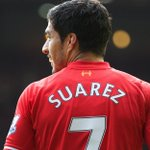 We asked #LFC fans around the world to describe Suarez in one word. Heres what they said: http://t.co/p8IOnF5Rvw http://t.co/xT12zaB1Aq