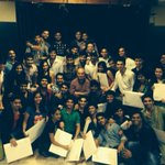 EXCELLENT.:) @actorprepares: #DiplomaBatch #FinalPlayPresenation had all the students deliver amazing performances.