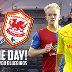 GAME DAY! RT if you want a big #awayday victory for #CardiffCity today! #CRYCAR http://t.co/3MG8gDTuYb