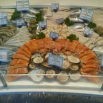 RT @ramusforfish: Todays selection in #Ilkley for #seafoodsaturday #eatmorefish #shoplocal #SmallBusinessSaturday http://t.co/PtopS9UM0W