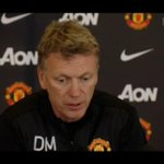 Moyes refused to say whether or not van Persie would return to the Man Utd squad for the game with Newcastle today: http://t.co/YXYGxeIC21