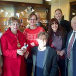 RT @BenPBradshaw: Supporting #SmallBusinessSaturday #Exeter #Forestreet with Lord Mayor http://t.co/PSB1SpGVrw