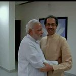 Good to see Uddhav Thackeray climbed down from high horse & went to Gandhinagar to meet Narendra Modi. http://t.co/agFoKodEas