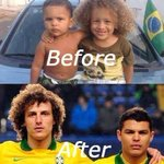 RT @GeniusFootball: David Luiz and Thiago Silva. http://t.co/JxNnbUQLiy