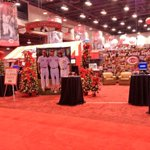 From the snow.. To the @Reds! Were live at #RedsFest this morning on @WCPO. #9wakeup #Reds http://t.co/d372GAj5hs