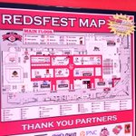 #Redsfest doors open at 11am. Lots going on & lots of players to see! Heres a map of the setup @WCPO @Reds #9wakeup http://t.co/UqHncO2sjF