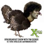 Day 7 of the #XfmBreakfast Advent & spare a thought for the festive Turkeys… they probably wont last until January. http://t.co/JLnDVrwiPs