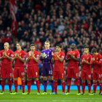 RT @SG8Official: PHOTO: Anfield holds a minutes applause in honour of Nelson Mandela http://t.co/MlV6fnPd9f