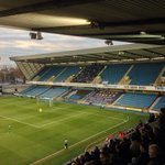 RT @FBAwayDays: Wigan have certainly packed out the away end at Millwall today... http://t.co/sLC4tJvi2G