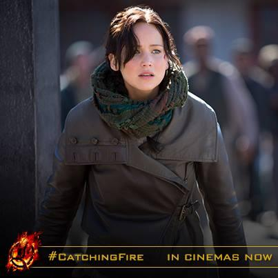 Katniss Everdeen; girl on fire, revolutionary, sister, warrior, heroine. What do you love about her? #CatchingFire http://t.co/k9X9Voa5qL