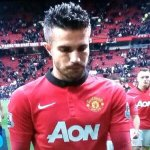 RT @PadraigAFC: Van Persie was crying coming off the pitch. http://t.co/emZD9XqZqi