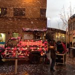 Creating a Snow Blizzard in #Swansea with our @dj_truck for #SmallBizSatUK @BigHeartSwansea @swanseabid http://t.co/PmVVpjstIT
