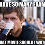 RT @MensHumor: How I feel about the upcoming finals... http://t.co/klTFgxnv7K
