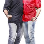 RT @TFU_Kannan: #Purampokku 1st look still is awesome! Vijay Sethupathi & Arya rocking together!!