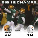 Your Baylor Bears are @Big12Conference Champions. RT if you like the sound of that. #SicUT #CaseClosed http://t.co/EyJpO0q7CA
