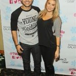 RT @RusherUpdates: Carlos and Alexa at Jingle Ball 2013 yesterday! (Picture 3) http://t.co/XJMAlUocLm