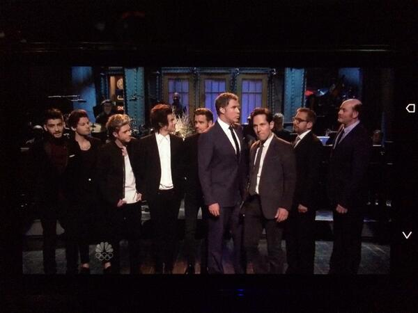 This moment is #EPIC! #SNL http://t.co/eQPwo8Ulvh