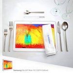 No matter what your appetite, the #GalaxyNote 10.1 is sure to satisfy.  http://t.co/NrdL30S1Hn