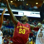 Another double-double for @King_Kane50! 18 points and 11 rebounds in ISUs win. #Cyclones http://t.co/bHprGou0tG