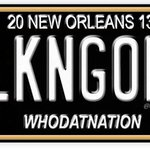 "#TRUEDAT--> ""@SaintsfanDebbie: Ready for the Black &Gold tomorrow! #WhoDat #HereKittyKitty #Saints #beatthepanthers http://t.co/rXTQGEMZk5"""