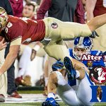 RT @FSU_Football: End of the 3rd quarter in Charlotte. http://t.co/RjH6zWnABY