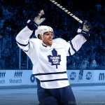 RT @MapleLeafs: Thanks for the #SEAofBLUE support tonight #LeafsNation http://t.co/MWD3kbxjuT