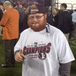 RT @DavidHaleESPN: Red Lightning! http://t.co/5OWBhUQHhP