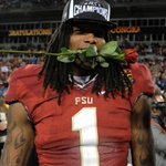 RT @BrandonMellor: PHOTO: #Noles WR Kelvin Benjamin is ready for Pasadena http://t.co/pI4kik4U8L
