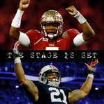 It looks like itll be Florida State vs. Auburn for the BCS National Championship Game. Who are you taking? http://t.co/qiFz5JlWRy