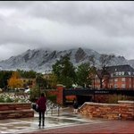 """@CoIIeges: University of Colorado Boulder, breathtaking! http://t.co/2TN3ZnOZfA"""