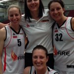 Thanks @33Clo and @TheCountofHoops for coaching our team to a double victory this weekend! #FireUpTownsville #WNBL http://t.co/TI5m1aVyUn
