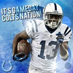 Happy Gameday #ColtsNation! #INDvsCIN http://t.co/3n0WdjQ2xy