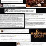 RT @RRTheFilm_FC: #RRajkumar Public Review on Social Media Platforms: SUPERHIT hai boss! @vikirajani
