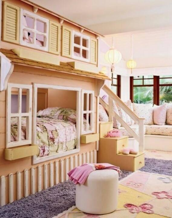 ما تقييمكم ل #ديكور غرفة نوم للبنات ؟! #غرد_بصورة #بنات_وبس http://t.co/2pOJpdMAvO