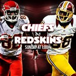 RT @Redskins: Good morning #Redskins Nation. Welcome to Gameday! #HTTR http://t.co/TcdkiQ1nID