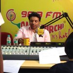 RT @indu_r: @udaychopra Ali in the house as well @Mirchimumbai http://t.co/nG5Xc1O7os
