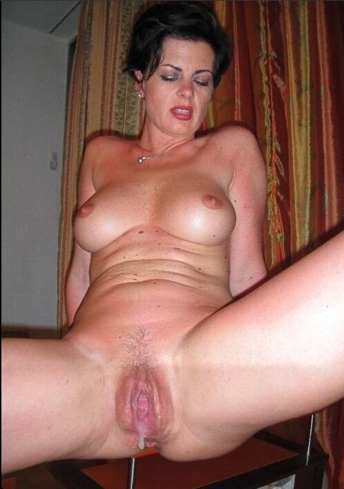 вагина зрелой мамы фото
