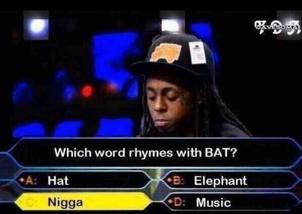 Lil Wayne be like    http Lil Wayne Be Like