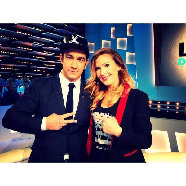 Vortex Officiel (@VortexOfficiel): @VitaaOfficiel et @ThomasThouroude en vortex dans le @BEFORELGJ à 18h10... On RT les amis http://t.co/beCDGzYa34