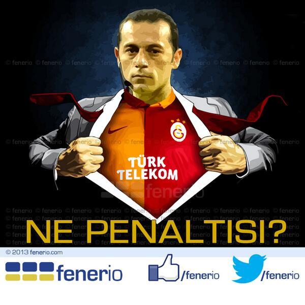 Fenerbahçe 3 - Beşiktaş 3   Maç Sonucu http://t.co/RPXm9hLLzM