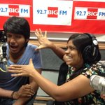 """@RjSrijo: Listen to @sundeepkishan on #venkatadri express from 11 am on wards on @927bigfmhyd @sundeepkishan"
